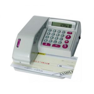 Axpert CW-388 Cheque Writer