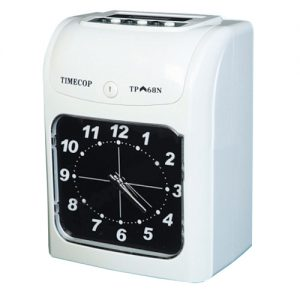 TimeCop TP-68N Analog Time Recorder