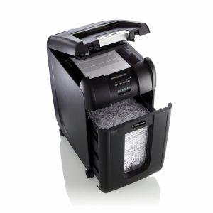 GBC Auto+300x SmarTech Auto-Feed Paper Shredder (Cross Cut)