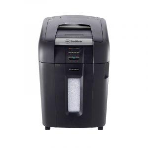 GBC AUTO+600M Auto-Feed Paper Shredder (Micro Cut)