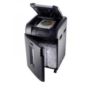 GBC AUTO+ 600x SmarTech Auto-Feed Paper Shredder (Cross Cut)