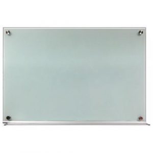 Glass Writing Board With Frame